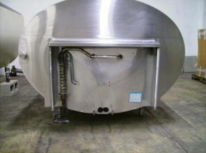 Disassembled refrigerant control box