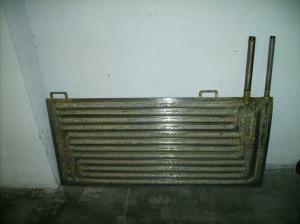 HLT steam heating element