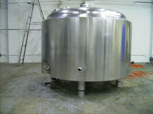 Brew Kettle exterior